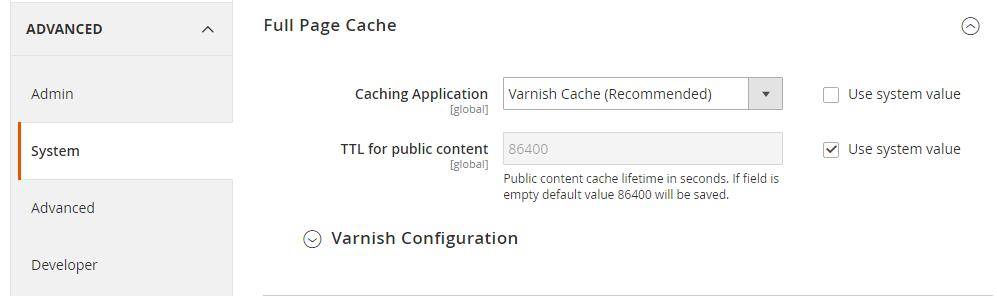Transfer Caching Application